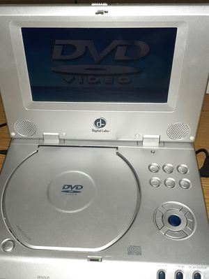 DVD PLAYER. The volume is heard very low. for Sale in Kent, WA
