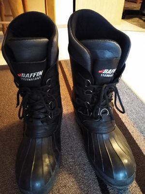 Baffin snowmobile boots for Sale in Puyallup, WA