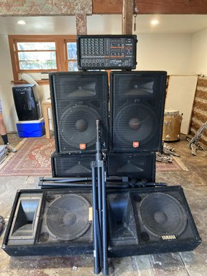 PA System for Sale in Los Angeles, CA