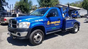 2008 dodge ram 5500 tow truck for Sale in Sunnyvale, CA
