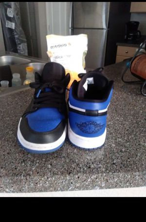 Jordan 1 royal blue toe for Sale in Thornton, CO