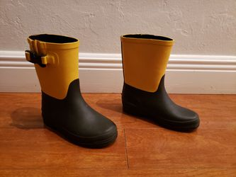 Classic Kids Galoshes/ Rain Boots for Sale in Hollywood,  FL