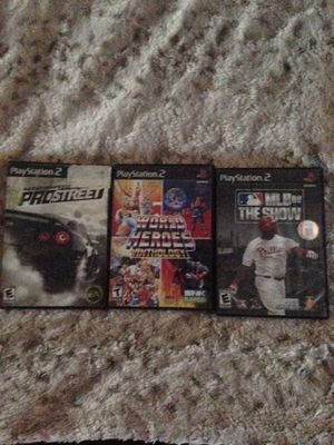 Ps2 games for Sale in Woden, IA