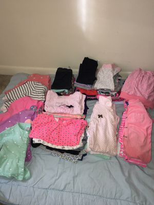 baby girl 9 months old clothes for Sale in Silver Spring, MD
