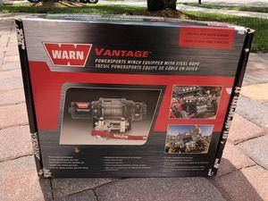 Winche Warn Vantage 4000 (Brand New) for Sale in Fort Lauderdale, FL