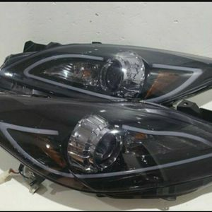 Mazda 3 2010-2013 Projector Headlights DRL for Sale in Pomona, CA