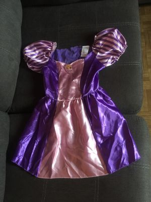 Costume Rapunzel 4-6T for Sale in Bronx, NY