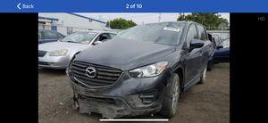 2016 Mazda CX-5 sport for parts Turbo Team Auto Wrecking for Sale in Chula Vista, CA