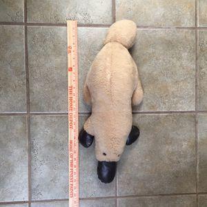 Stuffed animal - Platabus for Sale in Pennington, NJ