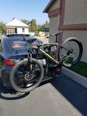 Holywood 2 bike rack, BIKE SOLD! for Sale in Colton, CA
