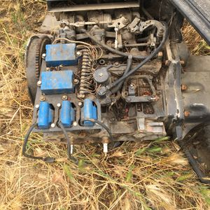 Boat outboard motor complete for Sale in Pomona, CA