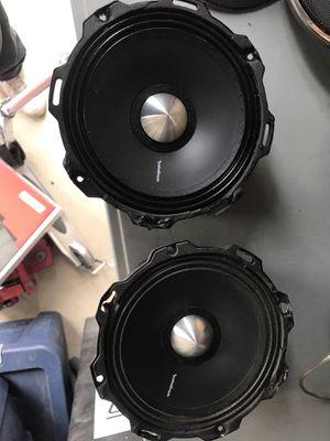 Fosgate Punch Pro Audio 6.5's for Sale in Gilbert, AZ