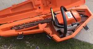 Stihl chainsaw for Sale in Modesto, CA