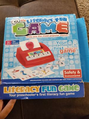 Pre school learning game for Sale in Baltimore, MD