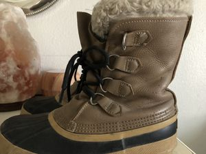 SOREL BOOTS (snow and rain ) for Sale in Fresno, CA