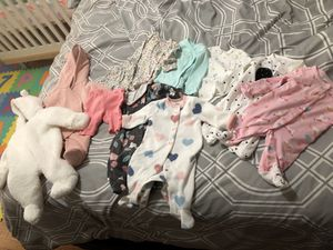 New born clothing for a baby girl for Sale for sale  Queens, NY