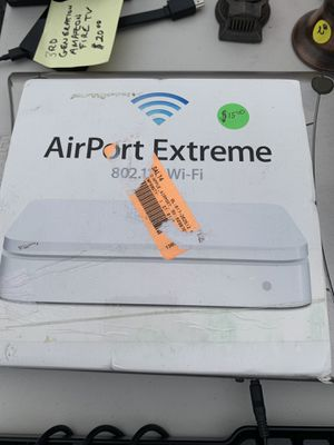 Apple AirPort Extreme for Sale in Tacoma, WA