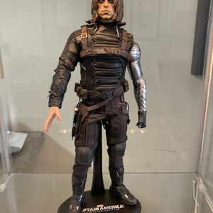 Hot Toys Winter Soldier $275 OBO for Sale in Long Beach, CA