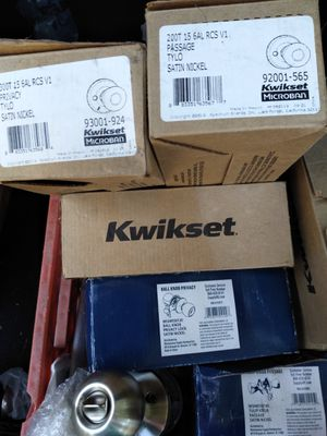 Hardware Door Knobs for Sale in San Antonio, TX