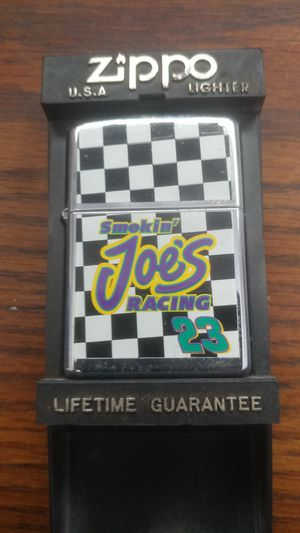 Rare Smokin Joe's Camel Racing Zippo for Sale in Cape Coral, FL