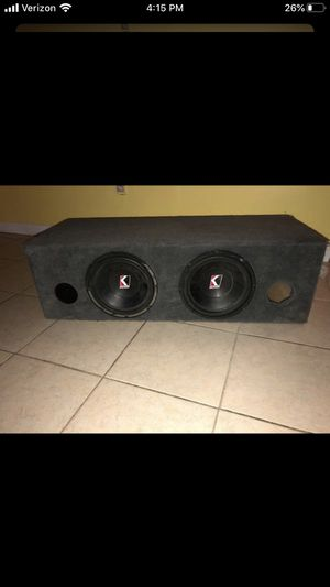 Kicker for Sale in Columbus, OH