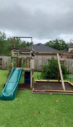 Swing & Slide play set for Sale in Houston, TX