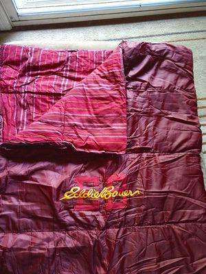 Eddie Bauer sleeping bag for Sale in Scottsdale, AZ