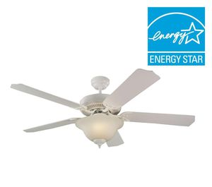 White Indoor Ceiling Fan For Sale In Miami FL