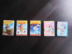Movies ( DVD ) Curious George , Barbie , Lilo and Stitch for Sale in Denver, CO