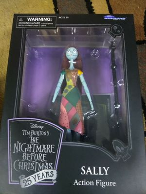 Nightmare before Christmas Sally Figure for Sale in Fenton, MO