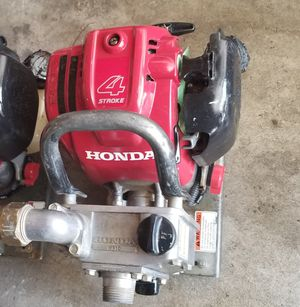 "HONDA WX10 4CYCLE 1"" WATER PUMP. for Sale in Downey, CA"