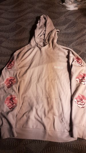Moment rose hoodie for Sale in Pataskala, OH