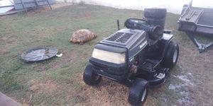 13 hp yard machines riding lawnmower for Sale in San Bernardino, CA