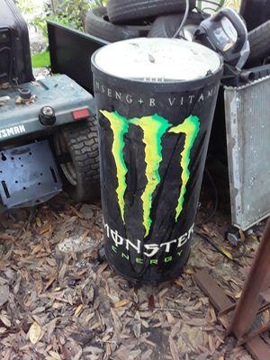 Monster Energy drink cooler for Sale in Stuart, FL