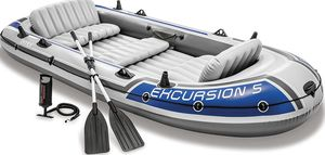 Intex Excursion Inflatable Boat Series for Sale in Washington, DC