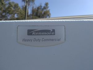 Kenmore 21cf heavy duty commercial freezer for Sale in Spring Valley, CA