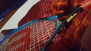 TENNIS RACKETS BRAND NEW LIGHT WEIGHT CASES ON 2 NEVER USED for Sale in National City, CA
