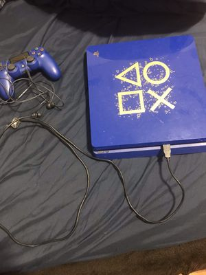 PlayStation 4 Limited Edition 1TB for Sale in Brooklyn, NY