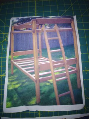 Solid Maple Bunk Bed for Sale in Snohomish, WA