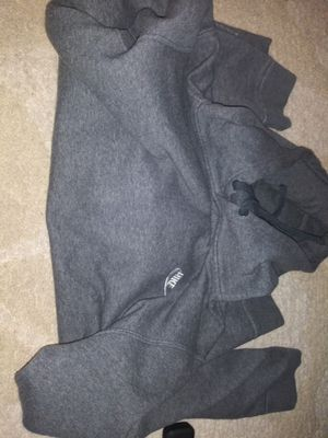 Gray nike medium Blac nike small Polo small for Sale in Rock Island, IL