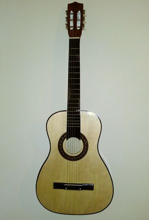"38"" Segawe Acoustic Guitar w/Accessories for Sale in NEW CARROLLTN, MD"