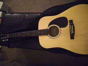 Johnson acoustic guitar for Sale in Oregon City, OR