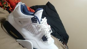 Jordan 4 columbia blue size 10.5 for Sale in Council Bluffs, IA