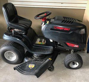 2 year Old Troy Built Riding Lawn Mower for Sale in Ellenton, FL