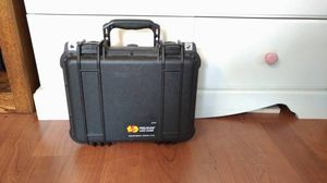 Pelican Case with full Foam, 1400 model - Please read DESCRIPTION for Sale in Garden Grove, CA
