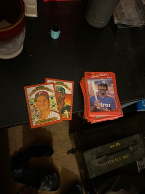 Baseball cards from 1990 for sale for Sale in San Jose, CA