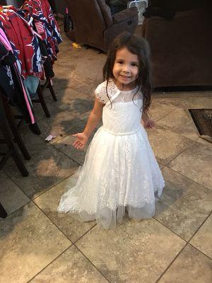 Beautiful flower girl dress for Sale in Queen Creek, AZ