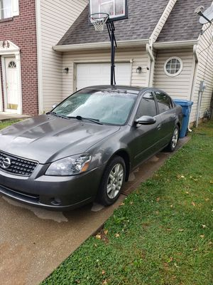 2006 Nissan Altima 2.5 se for Sale in Indianapolis, IN