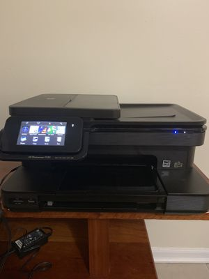 Printer hp photosmart 7520 all in one for Sale in Chicago, IL