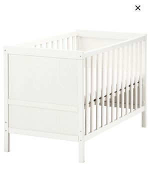 IKEA crib with mattress for Sale in Rockville, MD